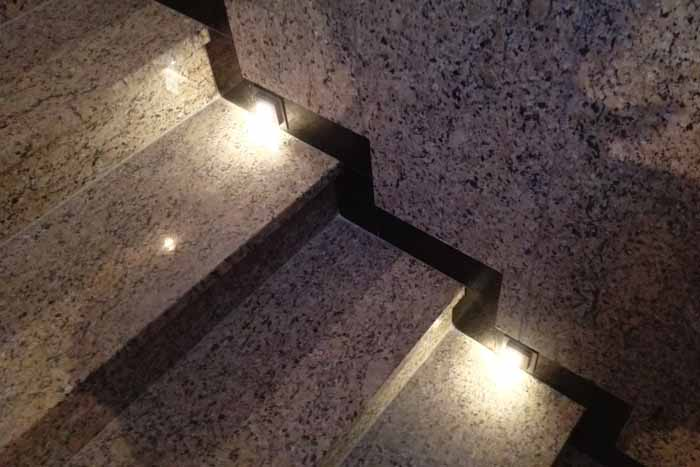 Podświetlenie I Oświetlenie Stopni Schodów Led