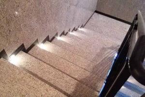 Oświetlenie schodów - Ledix