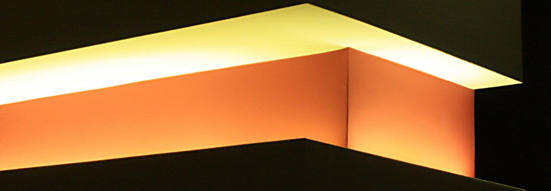 Lampy I Oświetlenie Do Szaf Regałów I Garderoby