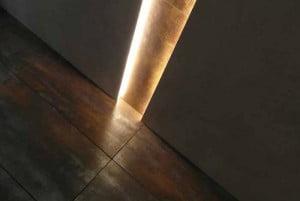 Oświetlenie LED - wnęka