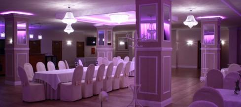 Potęga światła – Sala Balowa w restauracji Astra