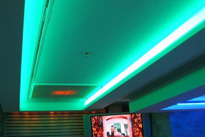 SPA & Wellness - oświetlenie RGB