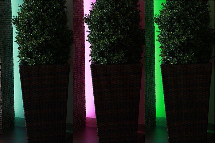 Dekoracja a RGB